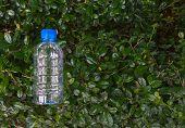 Bottled Water Natural Background