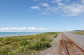 The railroad