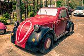 Modelling - Fiat 500 Topolino