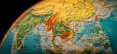 South East Asia Globe