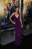 LOS ANGELES - AUG 12:  Danielle Vasinova at the