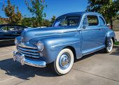 1948 Ford Super Deluxe Coupe Classic Car