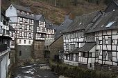 Monschau - historic city in western Germany