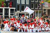 Amsterdam Canal Parade 2014