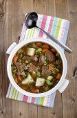 Home Made Traditional Irish Lamb Stew