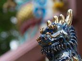 Kirin Chinese Magical Animal Statue
