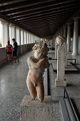 Ancient Statue Of Eros