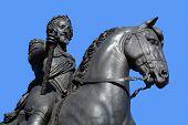 Постер, плакат: Statue of Henri IV