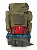 Wilderness Warrior Backpack