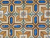 Portuguese Glazed Tiles 124