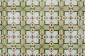 Portuguese Glazed Tiles 121