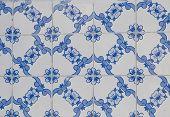 Portuguese Glazed Tiles 118
