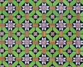 Portuguese Glazed Tiles 099