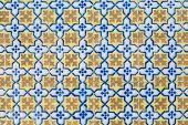Portuguese Glazed Tiles 107