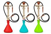 Eastern Glass Hookahs