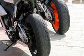 Motorbikes Wheels