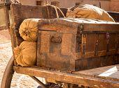 Постер, плакат: Ancient Luggage