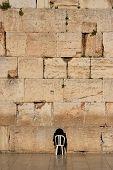 Muro de las lamentaciones, Jerusalén 1