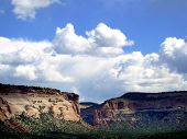Colorado National Monument, From Valley