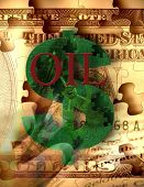 Oil and corporate greed