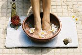 Aromatherapy Footsoak