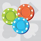 Poker Chips V8