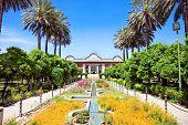 Bagh-e Narenjestan  Garden, Shiraz, Iran