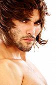 Постер, плакат: Мода мужской портрет