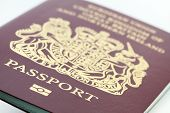 biometric British  passport