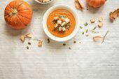 Pumpkin Soup poster