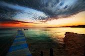 Atardecer en Sharm El Sheikh