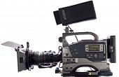 stock photo of pro-life  - Pro video camera - JPG