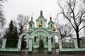 foto of brest  - The orthodox church in Brest Belarus  - JPG