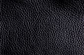 Anil Soft Black Leather