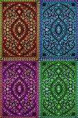 Multi Colored Pattern
