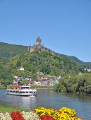 Cochem,Mosel Valley,Germany