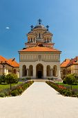 Coronation Cathedral In Alba Iulia, Romania