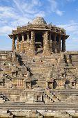 Sun Temple at Modhera.