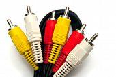 Colorful Composite Cables