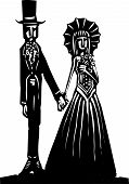 Goth Marriage Simple