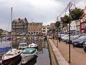 A Shot Of Dartmouth Parish, Devon, England