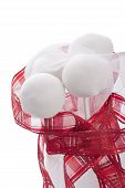 white sweet cakepops