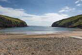Nolton Haven beach Pembrokeshire Wales UK