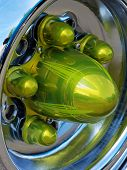 Green Protrusions