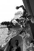 Perseus Monument In Florence