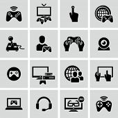 pic of controller  - Game icons - JPG