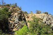 Sierra Nevada-Landschaft
