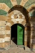 Doorway, Akko (Acre), Israel