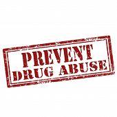 Prevent Drug Abuse-stamp