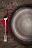 image of dinner invitation  - Restaurant series - JPG